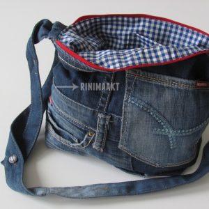 rinimaakt.nl spijkerbroek schoudertas