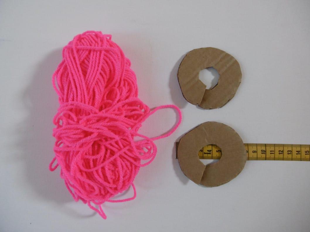 rinimaakt rini maakt pompon poncho