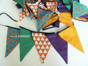 rinimaakt rini maakt vlaggen vlaggetjes tipi tent