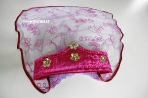 rinimaakt Rinimaakt Rini maakt kroontje kroontjes naaien kids kinderen DIY diy