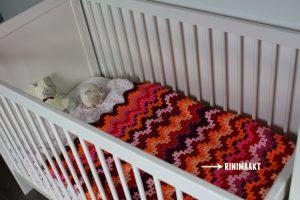 rinimaakt.nl haken zigzag deken