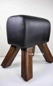 rinimaakt paard zadelkruk DIY