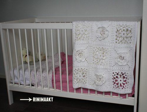 rinimaakt blokken deken baby haken crochet a blanket