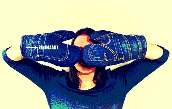 rinimaakt.nl spijkerbroek ovenwant jeansoven mitt