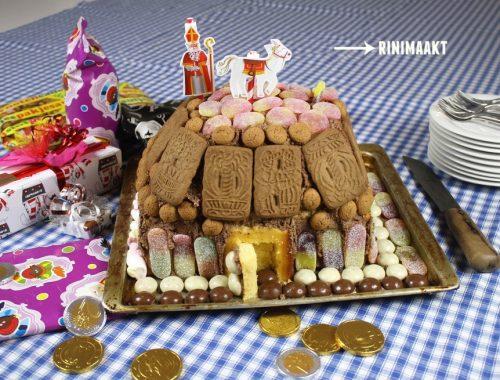 rinimaakt Huisje van Hans en Grietje snoephuis surpise