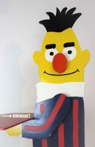 rinimaakt.nl Rini maakt Bert (van Ernie) MDF