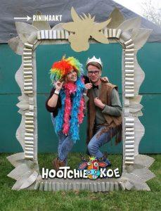 rinimaakt.nl Rini maakt Hootchie Koe festival Achterhoek