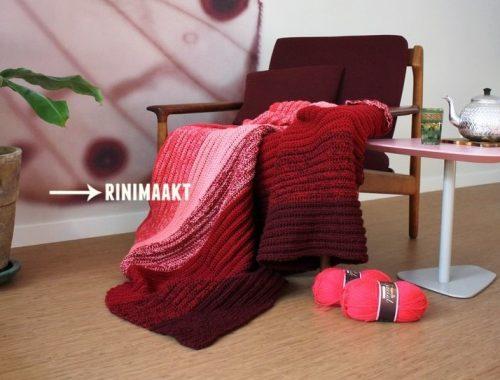rinimaakt crochet a blanket easy