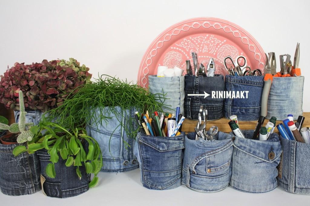 rinimaakt.nl spijkerbroek opbergpotjes jeans