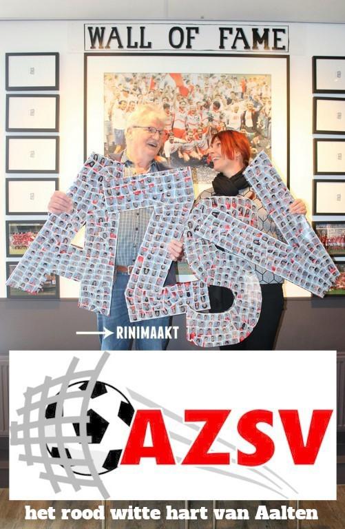 rinimaakt.nl AZSV voetbalplaatjes