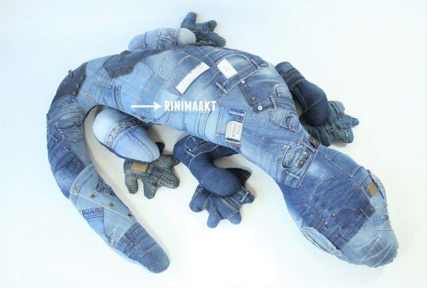 rinimaakt jeans gekko