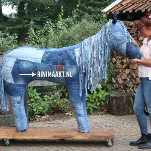 spijkerbroek paard jeans horse paardenmeisje horse girl