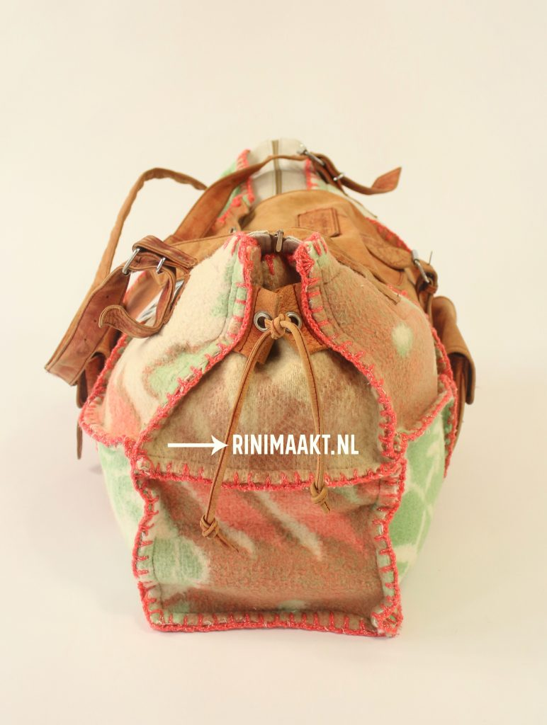weekendtas maken make a bag