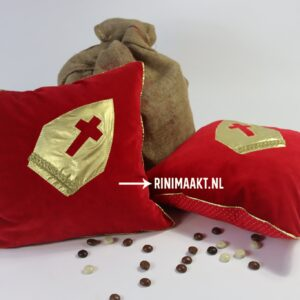 Sinterklaas kussen