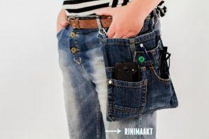 rinimaakt rini maakt heuptasje markt zorg honden trainen handig heup tas