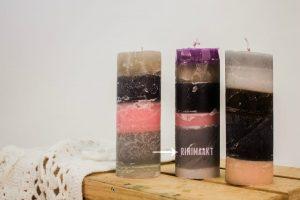 zelf kaarsen maken DIY diy rinimaakt rini maakt pringles chips