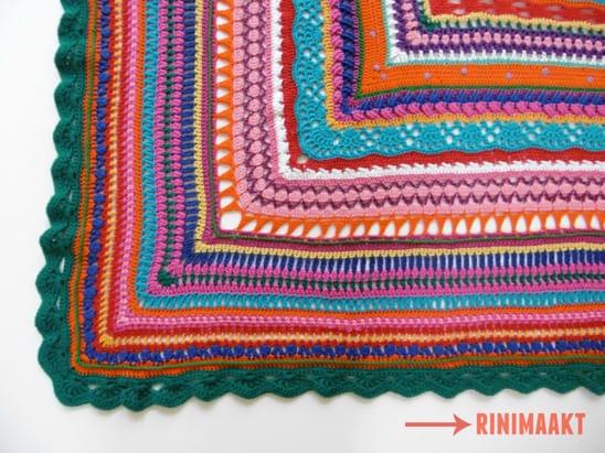 rinimaakt rini maakt cal CAL 2015 crochet along haak maar mee haken