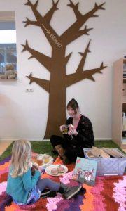rinimaakt rini maakt Rini Maakt boom Do It Yourself DIY doe het zelf hout