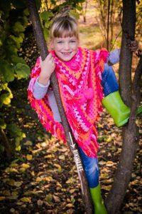 rinimaakt rini maakt poncho Donna haken kids op de foto . nl kidsopdefoto.nl