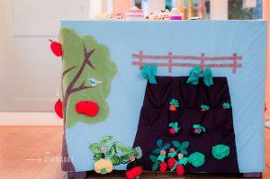 rinimaakt Rini maakt Rinimaakt tafeltent DIY do it yourself Doe het zelf naaien tafeltent tafel tent