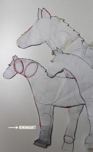 rinimaakt paard DIY