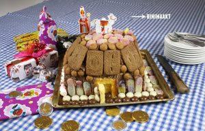 rinimaakt Huisje van Hans en Grietje snoephuis