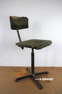 rinimaakt Rini maakt retro draai stoel