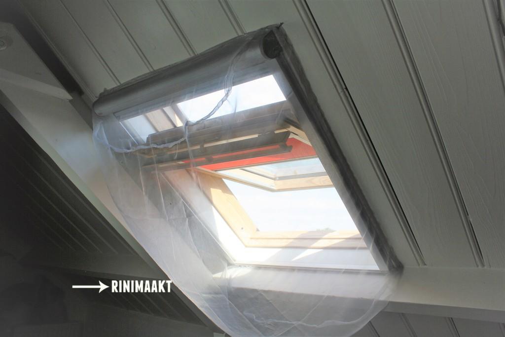 anti muggendoek voor dakraam