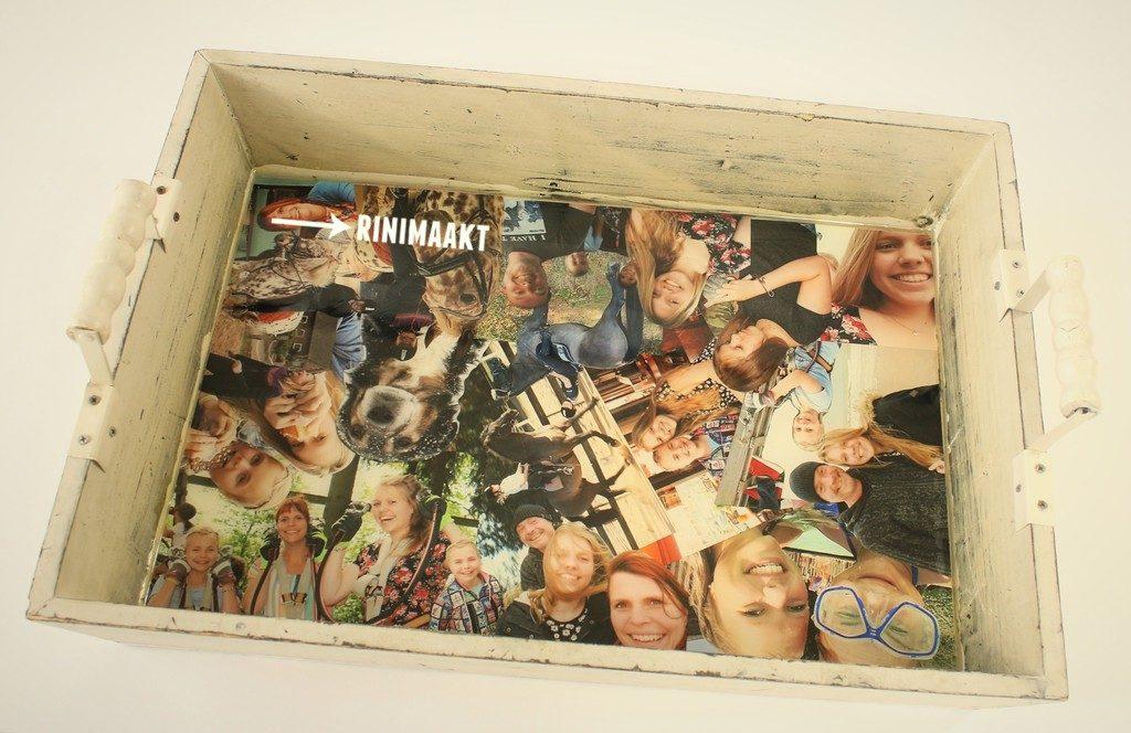 rinimaakt.nl epoxy foto dienblad