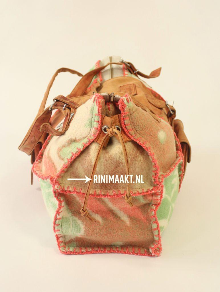 weekendtas maken make a bag